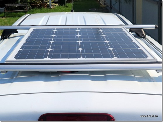 Car Solar Electrical Panel