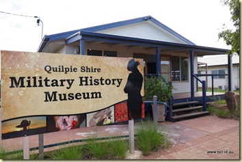 Quilpie Military History Museum