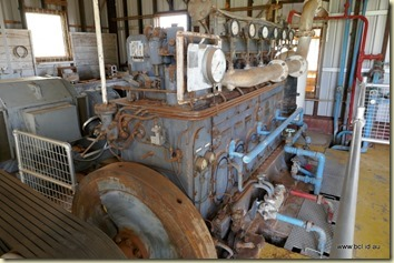 Quilpie Powerhouse Museum