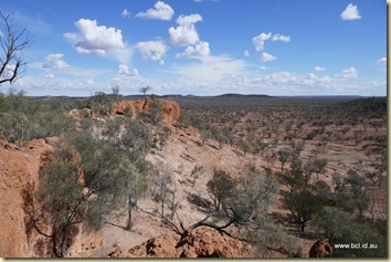 Quilpie Baldy Top Lookout