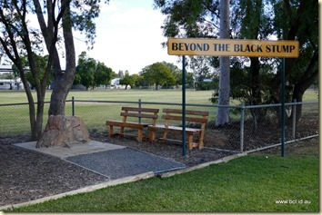 Blackall Black Stump