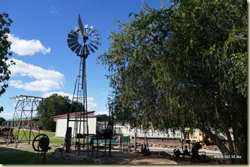 Blackall Ram Park and Museum
