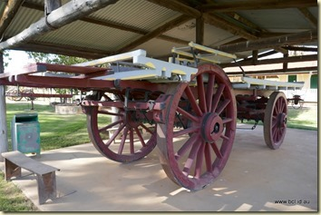 190519 039 Blackall Ram Park and Museum