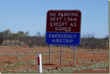 Airstrip Between Windorah and Quilpie