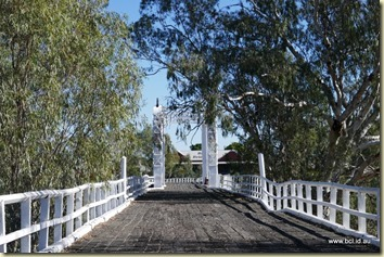 North Bourke Lift Bridge
