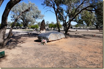 Bourke Fred Hollow's Grave