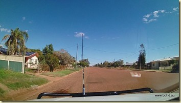 Quilpie - Back Street