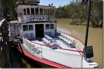 Pyap River Cruise Paddle Wheeler