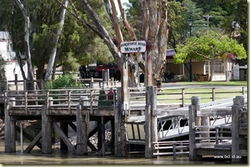 Murray River Cruise Darling Downs Station