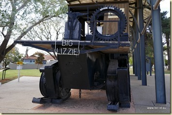 191017 037 Red Cliffs Big Lizzie