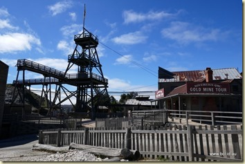 Sovereign Hill Gold Mine Tour