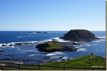 The Nobbies Phillip Island
