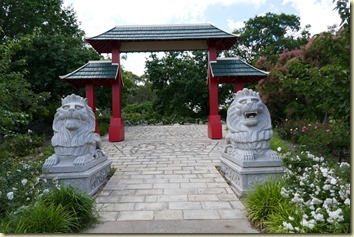 Chinese Tribute Garden