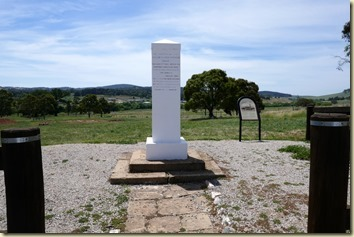 Banjo Paterson Birthplace Memorial